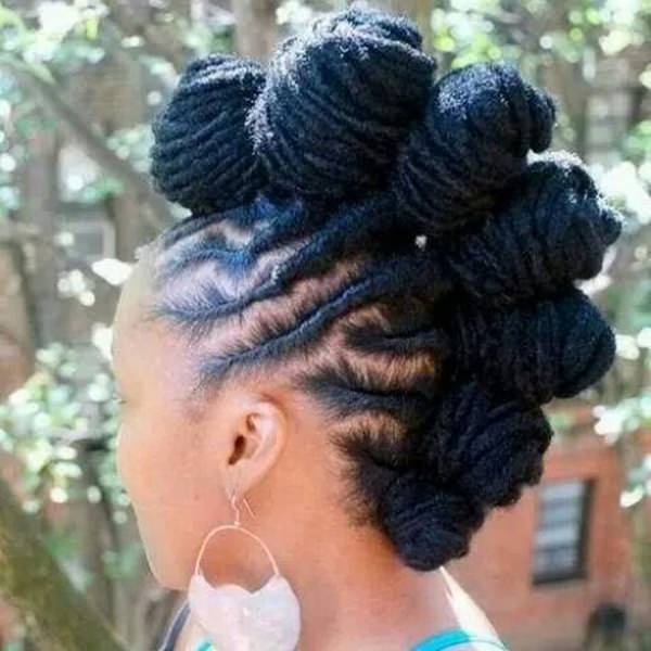 45 Fantastic Braided Mohawks to Turn Heads and Rock This Season