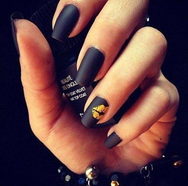 ... cute nail designs 12 - 32 Easy Designs For Short Nails That You Can Try At Home