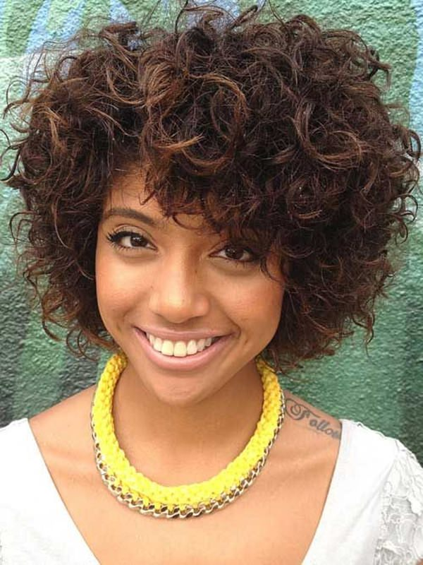 Excellent 61 Short Hairstyles That Black Women Can Wear All Year Long Hairstyles For Women Draintrainus
