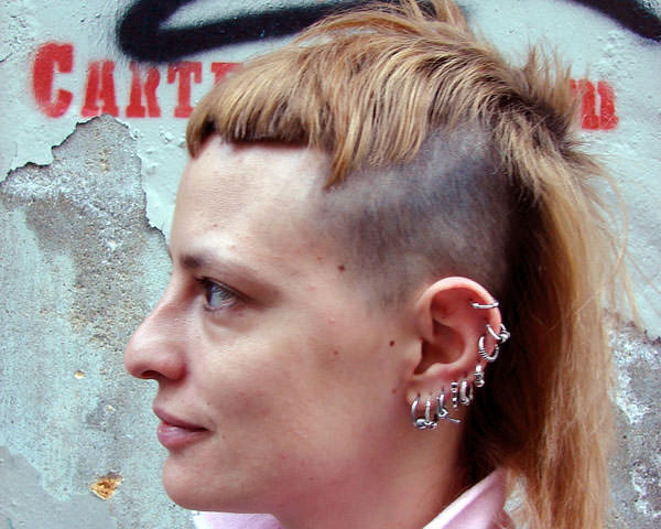 56 Punk Hairstyles To Help You Stand Out From The Crowd