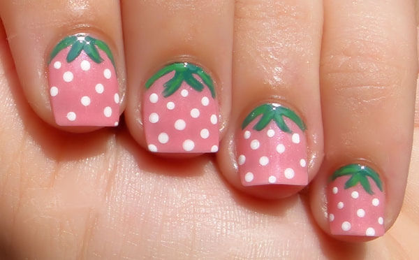 32 easy designs for short nails that you can try at home prinsesfo Image collections