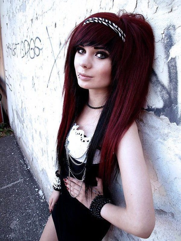 44 amazing emo hairstyles that will blow your mind emo hairstyles 20 urmus Choice Image