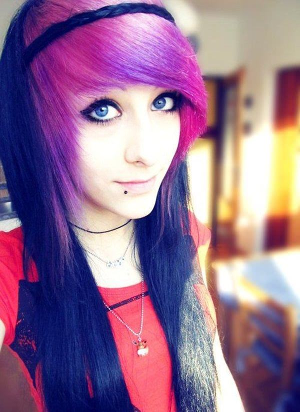 44 amazing emo hairstyles that will blow your mind emo hairstyles 33 urmus Choice Image