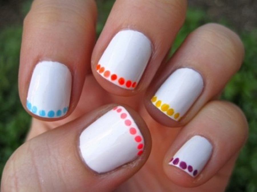 nail-designs-for-short-nails-pics - 32 Easy Designs For Short Nails That You Can Try At Home