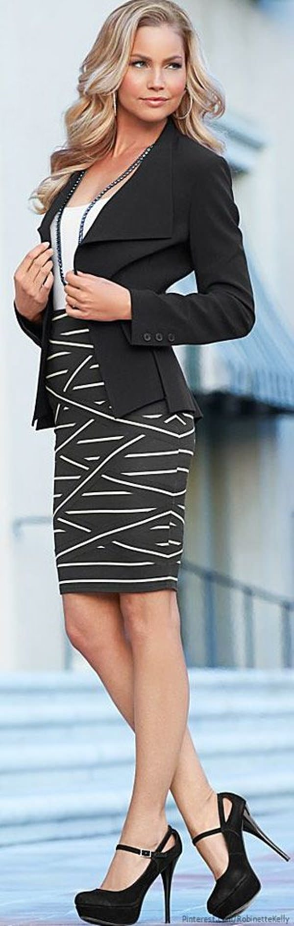 Luxury 40 Business Women Pencil Skirt Outfits For 2017  Stylishwife