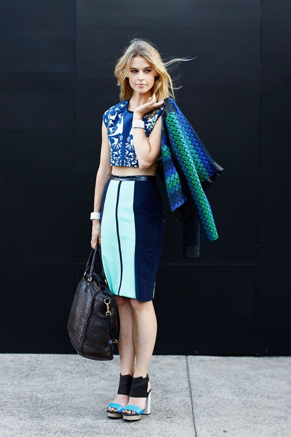 pencil skirt outfits 53