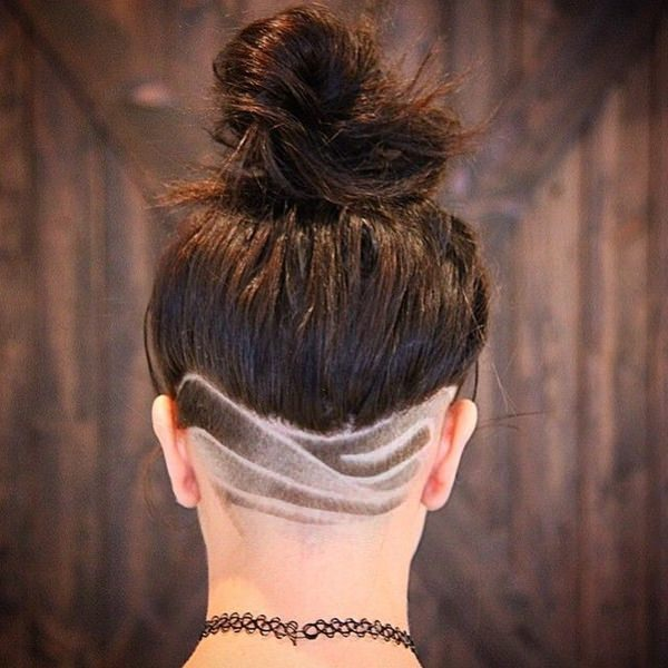 Wondrous 50 Shaved Hairstyles That Will Make You Look Like A Badass Hairstyles For Men Maxibearus