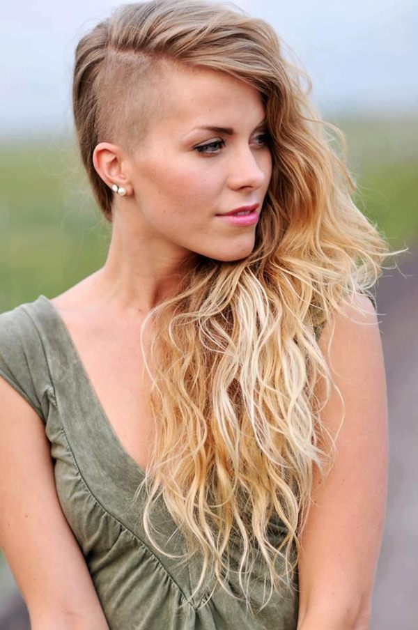 Popular Hairstyles For Women popular womens hair styles 1960s Shaved Hairstyles For Women