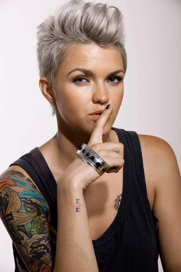 short punk hairstyles 2017 : Short Punk Hairstyles 2016 - Best Hairstyle 2017
