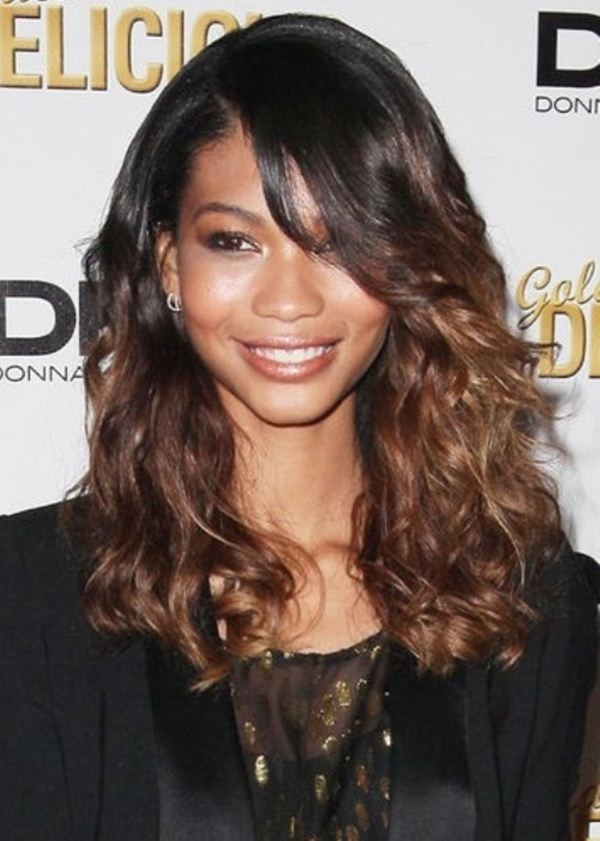 Fine 32 Gorgeous Hairstyles That You Can Create With Weaves Short Hairstyles Gunalazisus