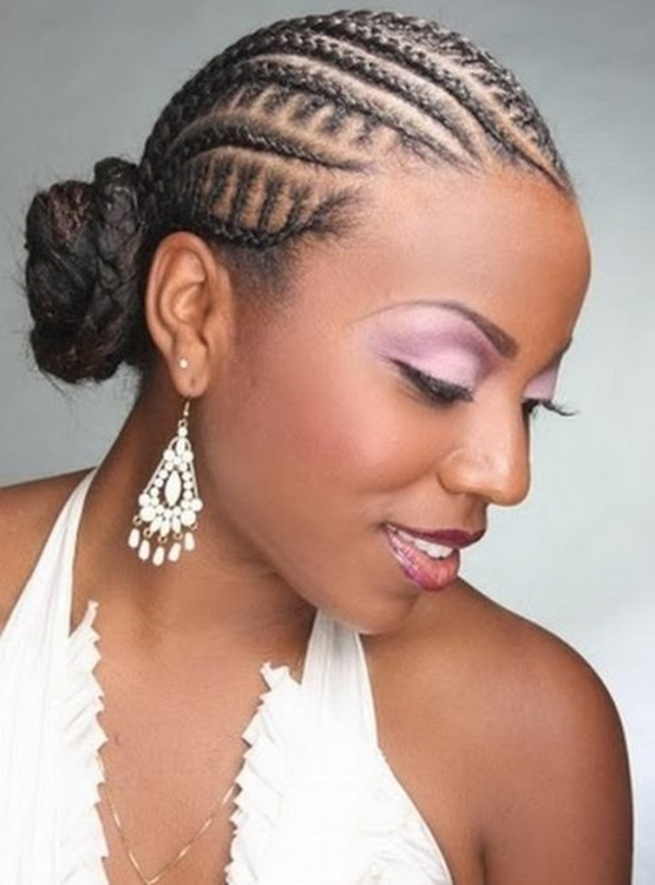 66 of the best looking black braided hairstyles for 2016 42black braid hairstyles 250816 pmusecretfo Image collections