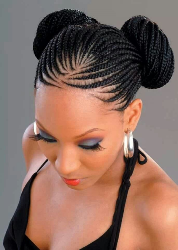 66 of the best looking black braided hairstyles for 2016 54black braid hairstyles 250816 pmusecretfo Images