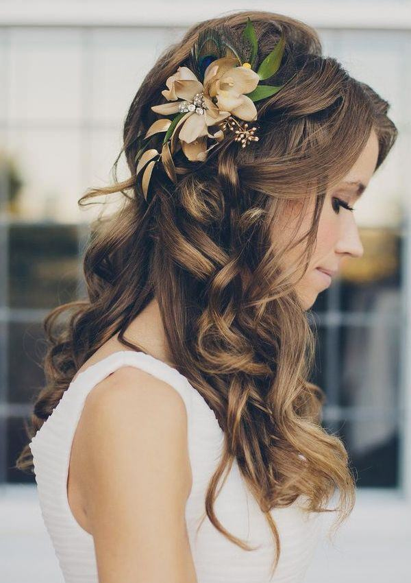Of The Most Amazing Wedding Hairstyles For Your Big Day - Bridesmaid hairstyle beach