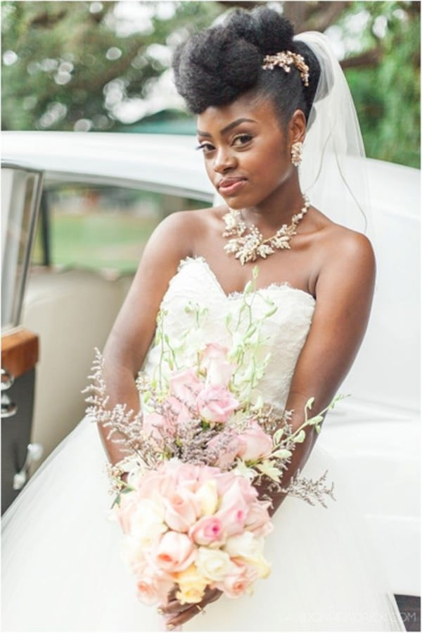Hairstyles For Your Wedding : 40 of the most amazing wedding hairstyles for your big day