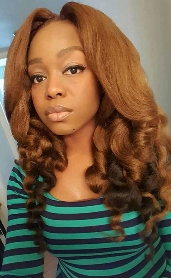 Crochet Prom Hairstyles : Crochet Braids With Marley Hair in addition Crochet Braids Hairstyles ...