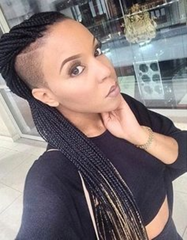 Cool 52 Of The Best Shaved Side Hairstyles Short Hairstyles For Black Women Fulllsitofus
