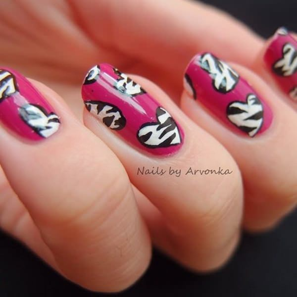 67 innocently sexy pink nail designs photos 22020216 pink nail designs prinsesfo Gallery