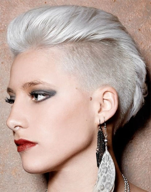 Best Shaved Side Hairstyles