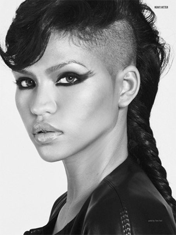 Super 52 Of The Best Shaved Side Hairstyles Short Hairstyles For Black Women Fulllsitofus