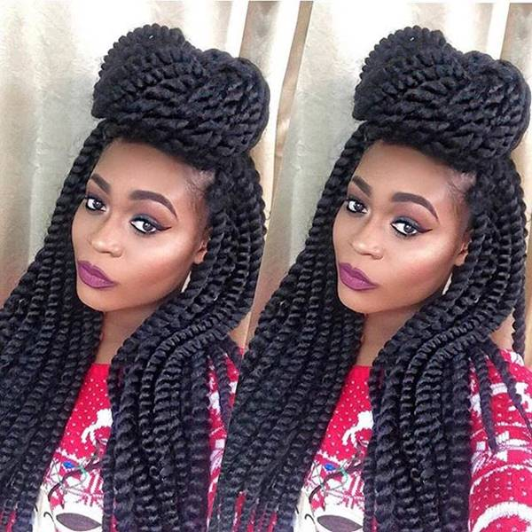 Big Crochet Hair Styles : 47 Ways You Never Thought of To Style Crochet Braids