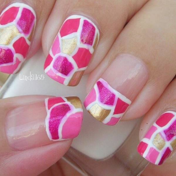 67 innocently sexy pink nail designs photos 5020216 pink nail designs prinsesfo Choice Image