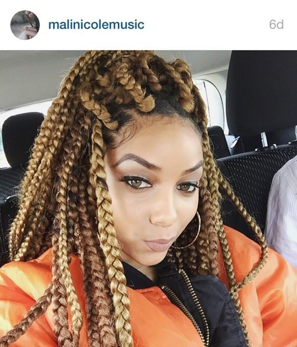 Brilliant 79 Sophisticated Box Braid Hairstyles With Tutorial Hairstyles For Women Draintrainus