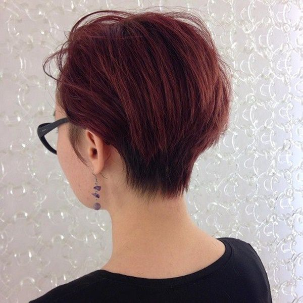 36 Extraordinary Wedge Hairstyles For Your Next Amazing Style