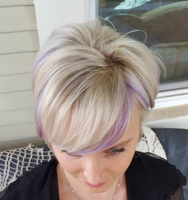 45 best hairstyles using the fashionable shade of purple 33250816 purple hair pmusecretfo Image collections