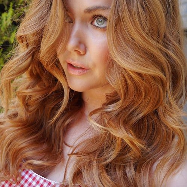 55 of the most attractive strawberry blonde hairstyles 43250816 strawberry blonde hair pmusecretfo Choice Image