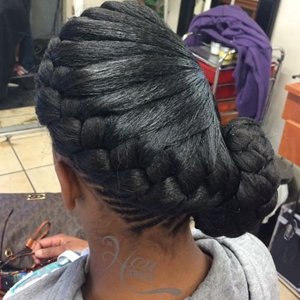 55 Of The Most Stunning Styles Goddess Braid