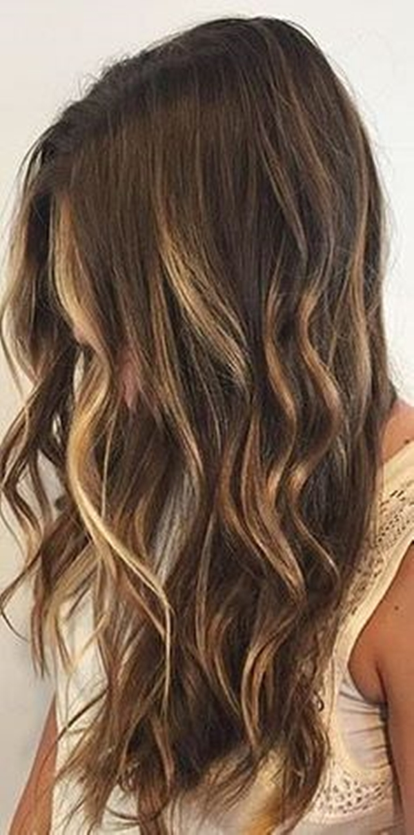 58 of the most stunning highlights for brown hair 10150916 highlights for brown hair pmusecretfo Images