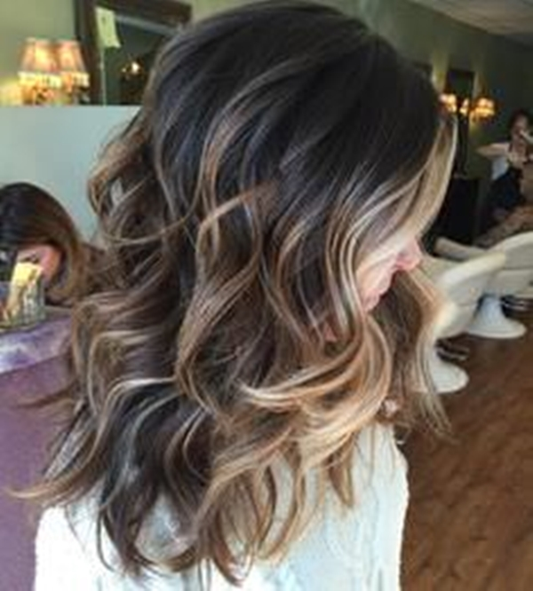 58 of the most stunning highlights for brown hair 12150916 highlights for brown hair pmusecretfo Image collections