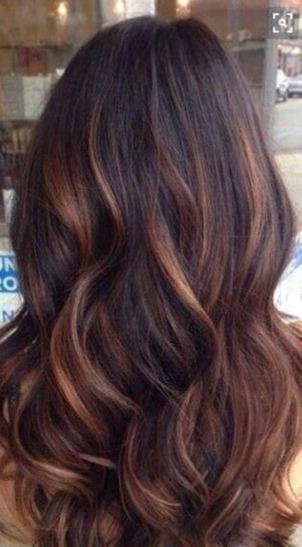 58 of the most stunning highlights for brown hair 24150916 highlights for brown hair pmusecretfo Images