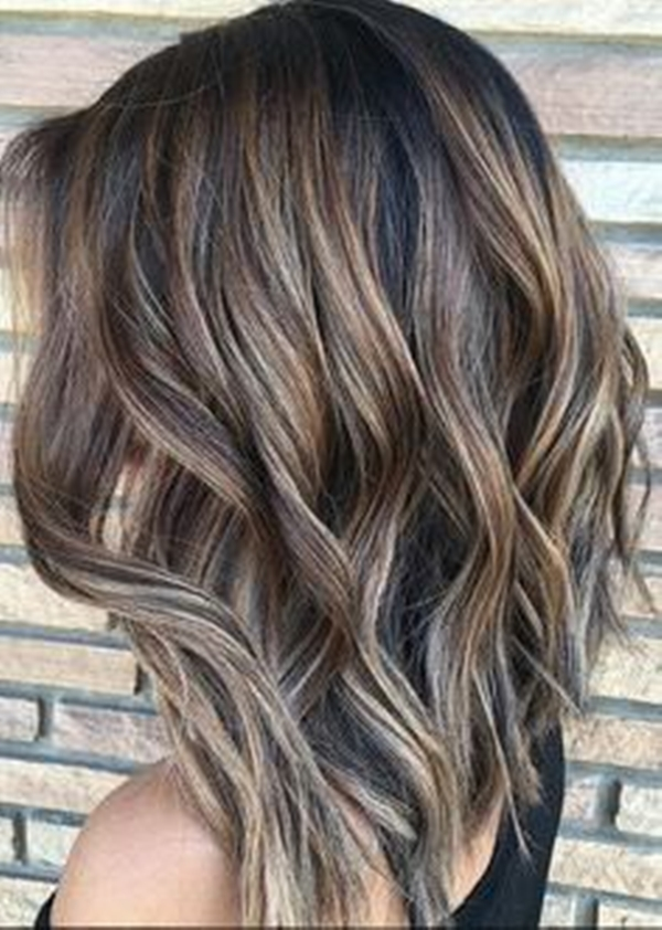 58 of the most stunning highlights for brown hair 27150916 highlights for brown hair pmusecretfo Gallery