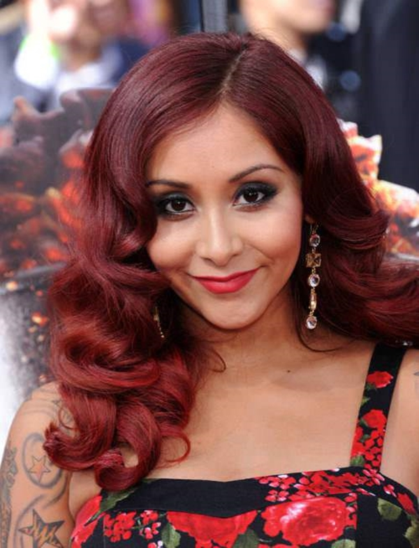 Bright Red Hair On Tan Skin Www Pixshark Com Images