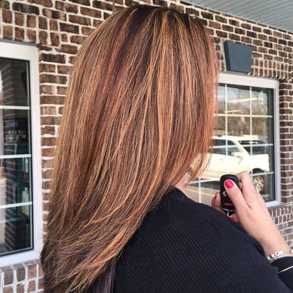 58 of the most stunning highlights for brown hair 39150916 highlights for brown hair pmusecretfo Gallery