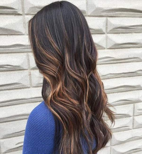 Préférence 75 of The Most Incredible Hairstyles with Caramel Highlights OA56