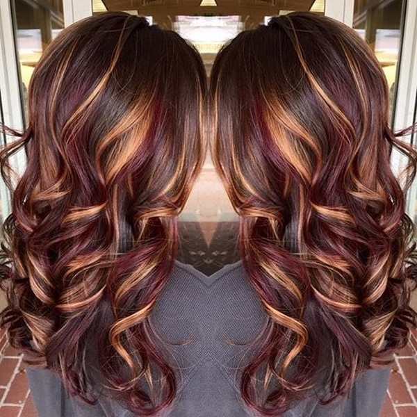 58 of the most stunning highlights for brown hair 48150916 highlights for brown hair pmusecretfo Images