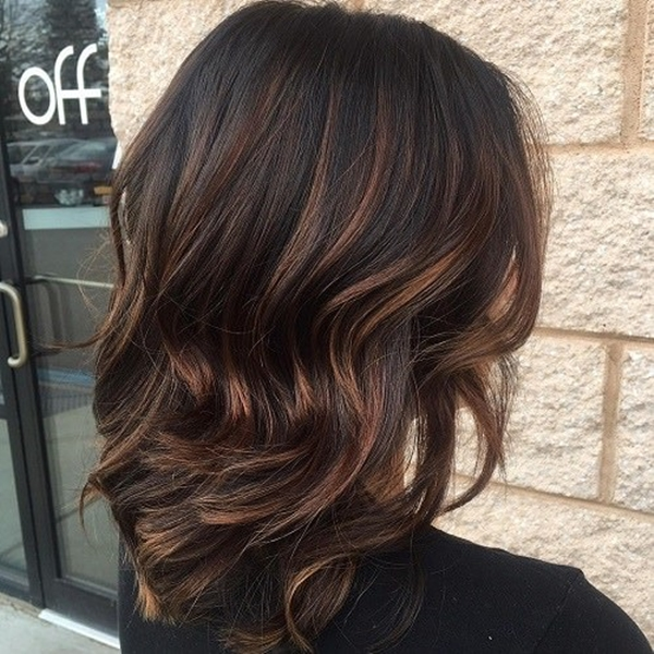 58 of the most stunning highlights for brown hair 56150916 highlights for brown hair pmusecretfo Image collections