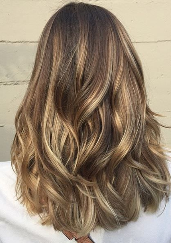 58 of the most stunning highlights for brown hair 57150916 highlights for brown hair pmusecretfo Images