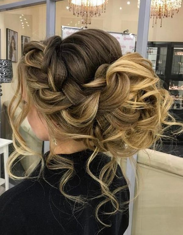 Cute Quinceanera Hairstyles with Crown  |Beautiful Hairstyles For Quinceaneras