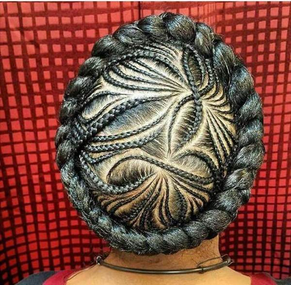 66 Stunning Halo Braid Ideas That You Will Love