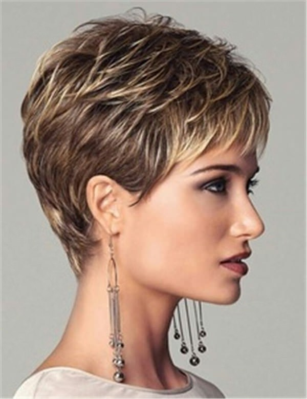 It S Not A Style That Is Just Fad Been Por For Short Haircuts Long Time