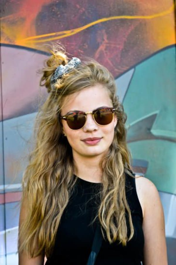 90s Scrunchie Hairstyles: 62 80's Hairstyles That Will Have You Reliving Your Youth