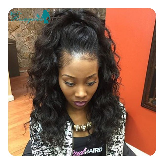 52 weave ponytail ideas you are sure to