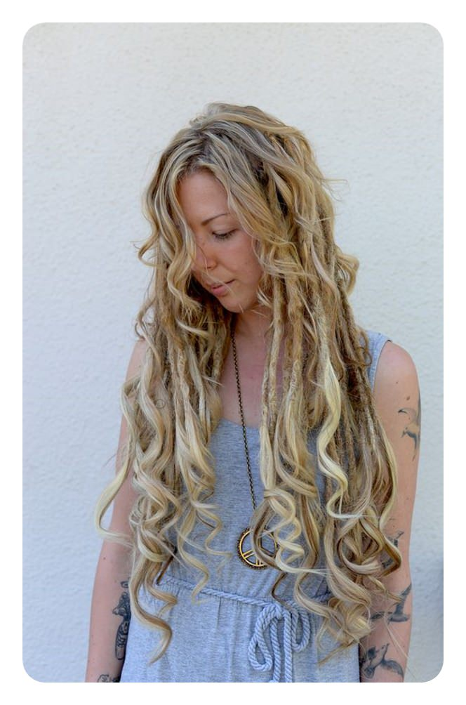 108 Amazing Dreadlock Styles For Women To Express Yourself