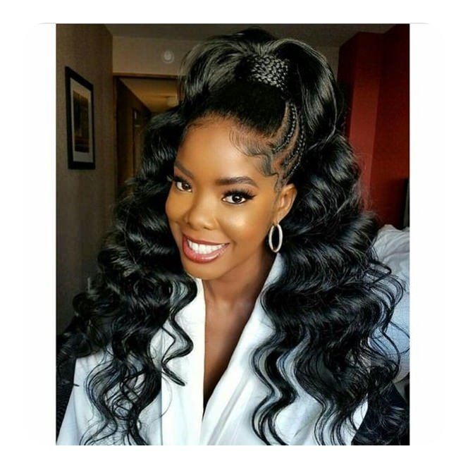 52 Classy Weave Ponytail Ideas You Are Sure To Love