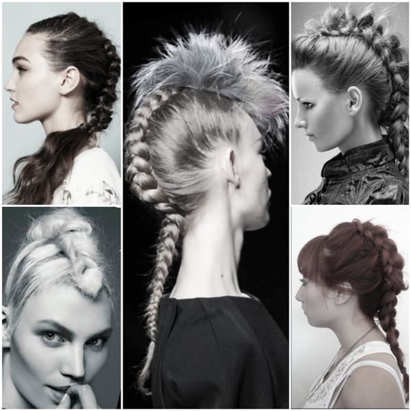braided mohawk hairstyle 26