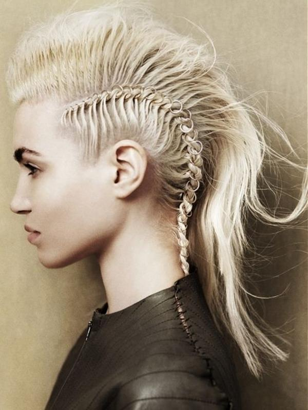 braided mohawk hairstyle 9