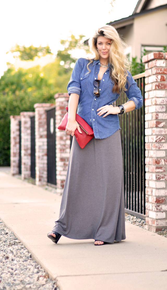 14d4e74c2bc 30 Maxi Skirt Looks That Will Take you From Summer into Fall